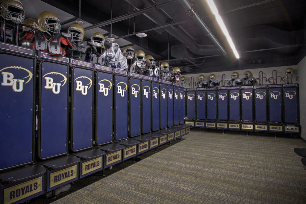 Bethel Locker Room