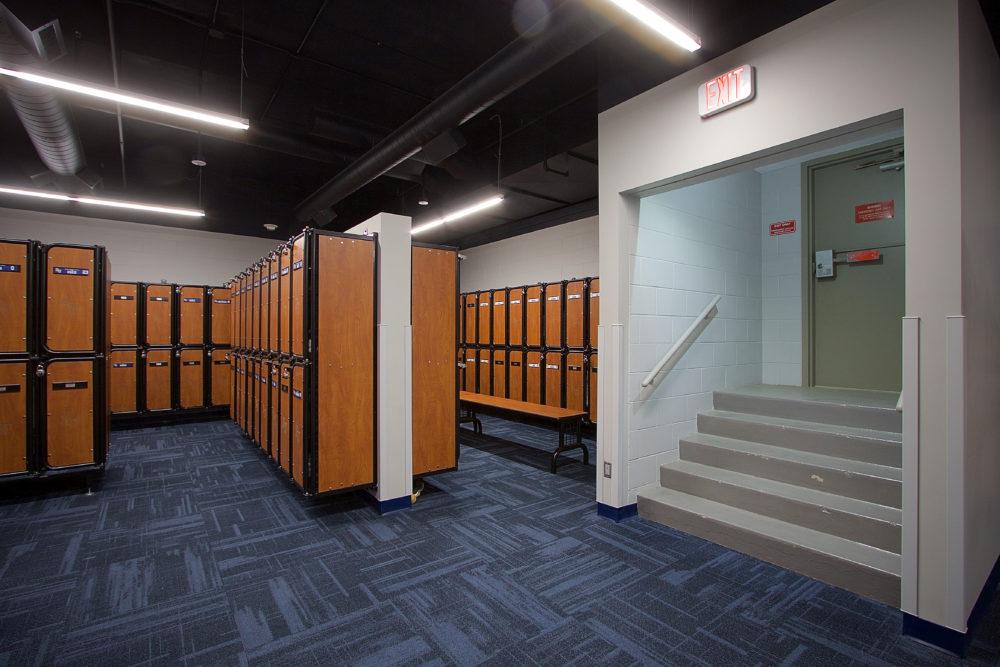 Bethel Locker Room