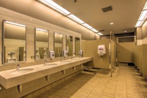 Bethel University RC-300 Restrooms