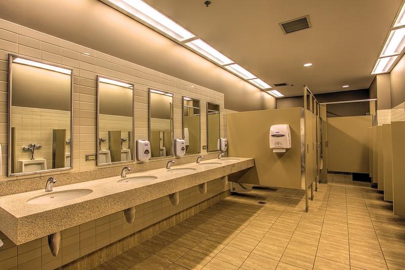 Bethel University RC-300 Restrooms