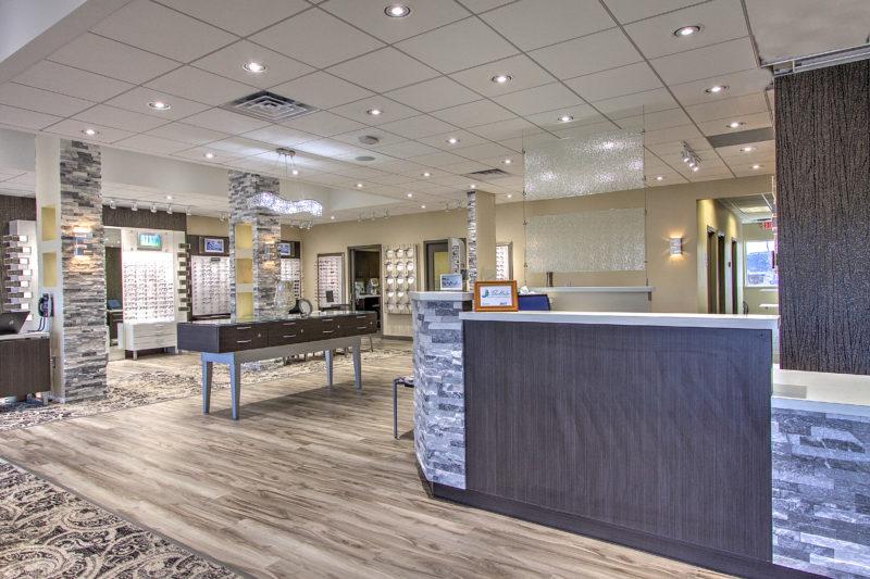 4c3f428bce18 Buffalo Eye Clinic | BJ BAAS BUILDERS, INC.