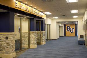 Bethel University Business & Economics Department