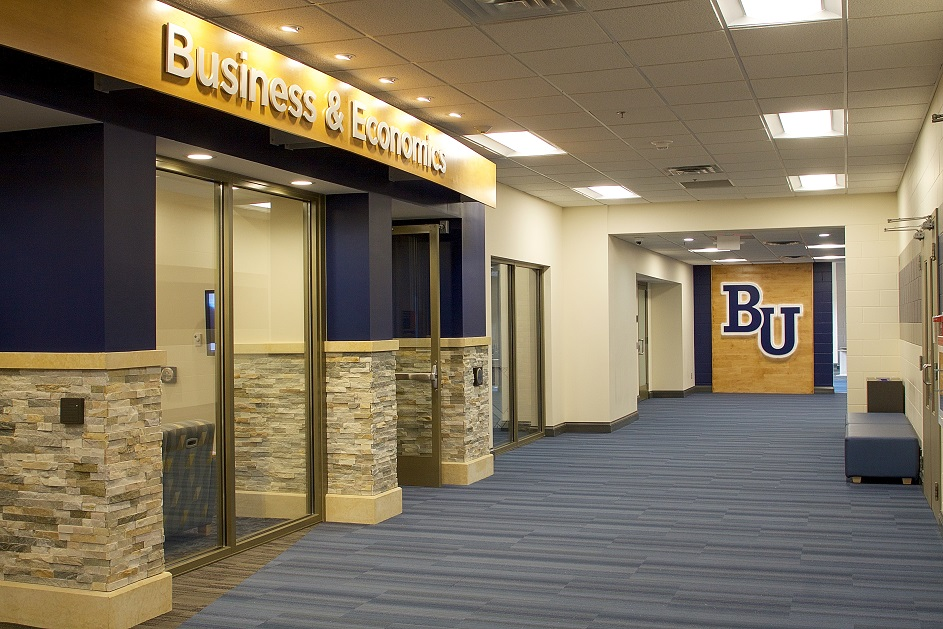 Bethel University Business & Economics Department