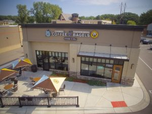 Caribou Coffee & Einstein Bros Bagels Lakeville